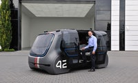 Ex-Googler hilft VW bei der Entwicklung selbstfahrender Autos