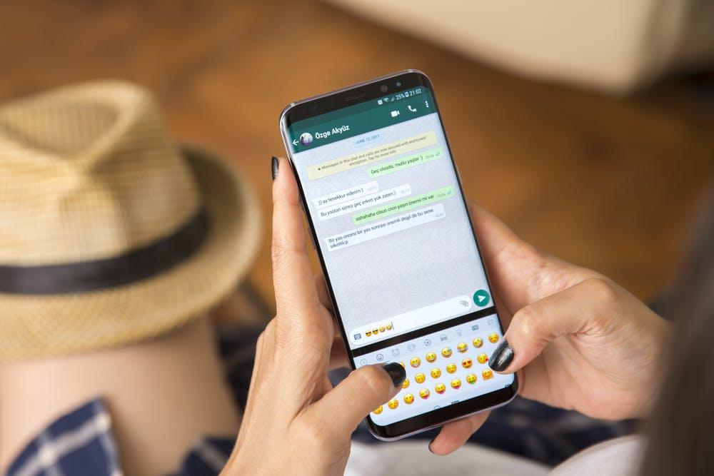 Nachrichten bei Whatsapp lassen sich manipulieren