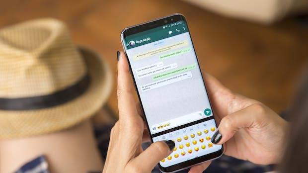 Whatsapp: Backups werden nicht mehr auf Google-Drive-Speicher angerechnet