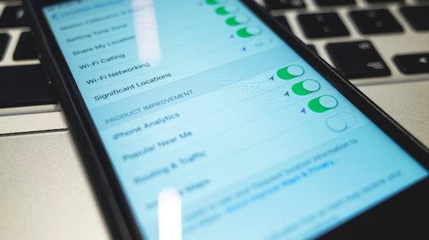 Euer iPhone trackt euch auf Schritt und Tritt: So deaktiviert ihr die Funktion