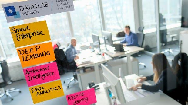 Volkswagen-Data-Lab: Wie Maschinen in Zukunft lernen werden