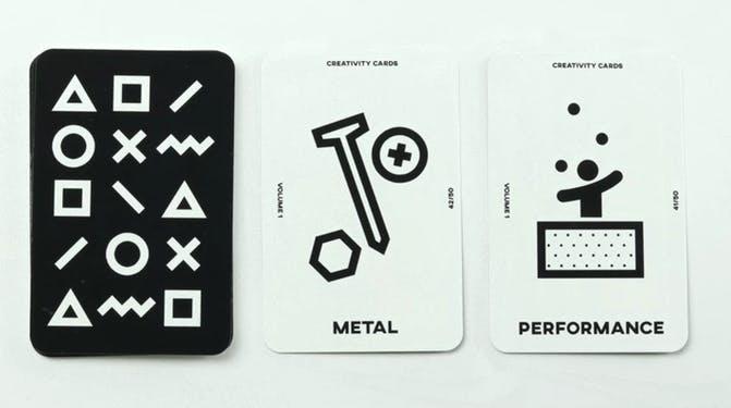 Kreativ-Leck? Dieses Kartenspiel verhilft euch zu frischen Ideen