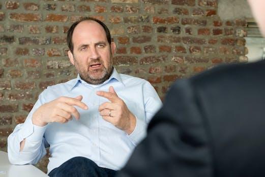 """Digitalstrom-CEO: """"Ein Smarthome, bei dem wir alles per App steuern, kommt nie"""""""
