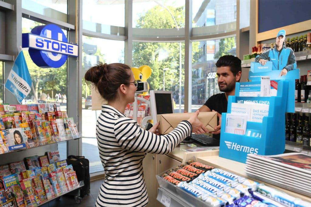 Hermes eröffnet 5.000 neue Paketshops bis 2020: Immer noch zu wenig