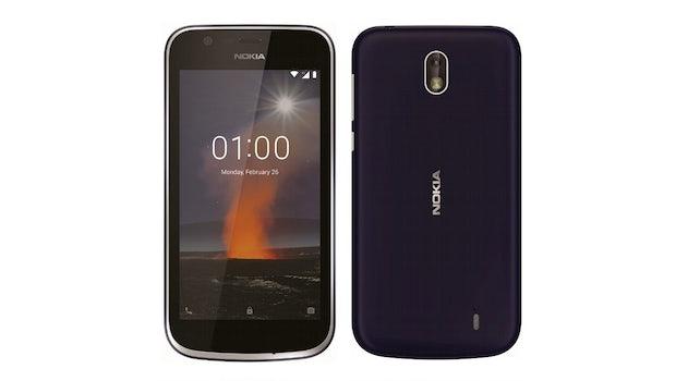 Das Nokia 1 dürfte noch günstiger als das Nokia 2 werden. (Bild: Evleaks)