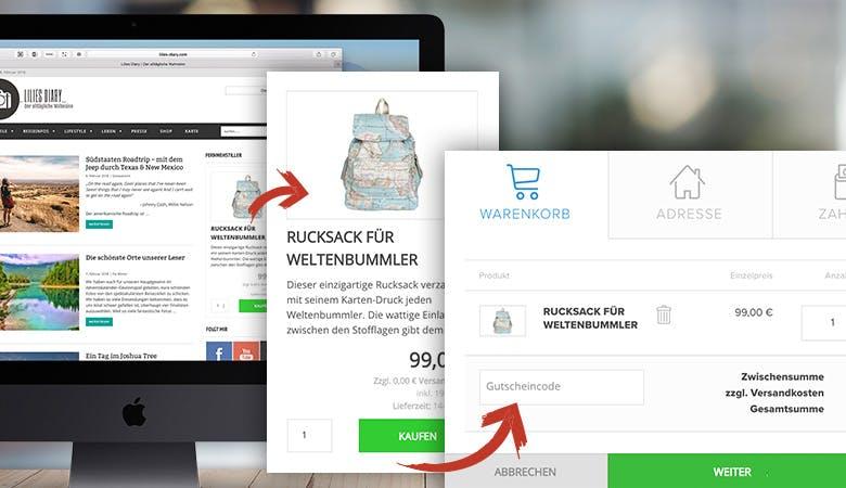 SUPR: Mehr Umsatz durch Social Checkout und Shopping Widget