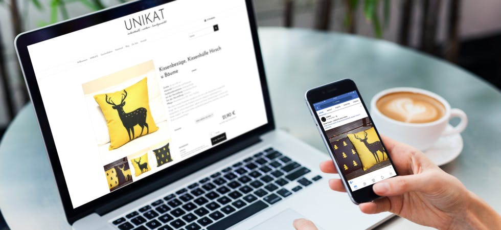 SUPR: Social Checkout und Shopping Widget