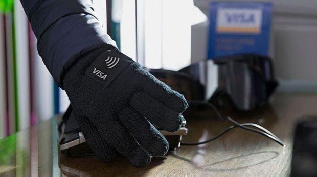 Wearables bei Olympia: Wenn der Athlet in Pyeongchang mit seinem Handschuh bezahlt