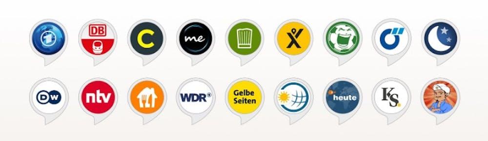 Etwa 5.000 Skills stehen laut Amazon in Deutschland bereit. (Bild: Amazon)