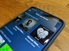 Amazon Echo: Per Alexa-Sprachbefehl könnt ihr diverse Musikdienste steuern. (Foto: t3n.de)