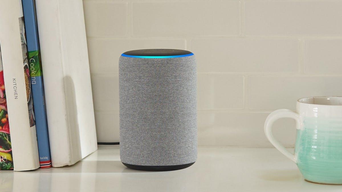 Sprachbefehle für Amazon Echo. (Foto: Shutterstock)