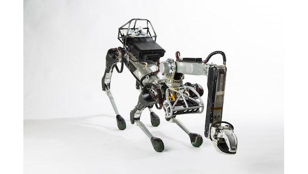 Boston Dynamics Spot Mini. (Foto: Boston Dynamics)