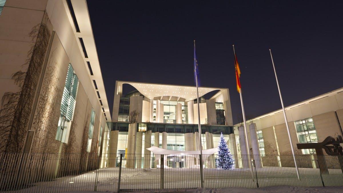 Fraunhofer baut supersichere Datenverbindung für das Kanzleramt
