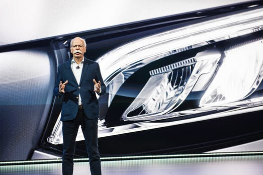 E-Sprinter kommt 2019: Mercedes‑Benz elektrifiziert gewerbliche Flotte