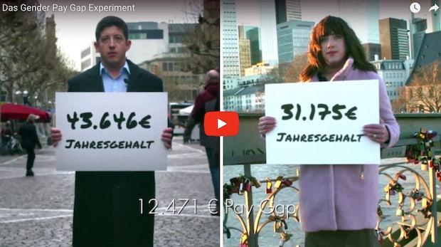 Gender-Pay-Gap: Ein Transgender-Experiment entlarvt diskriminierende Lohnungerechtigkeit