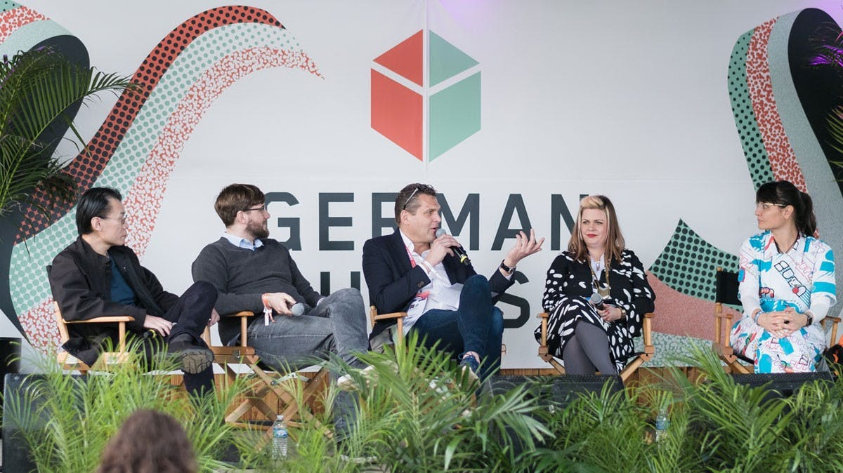 German Haus auf der SXSW: Die Deutsche Botschaft der digitalen Pioniere