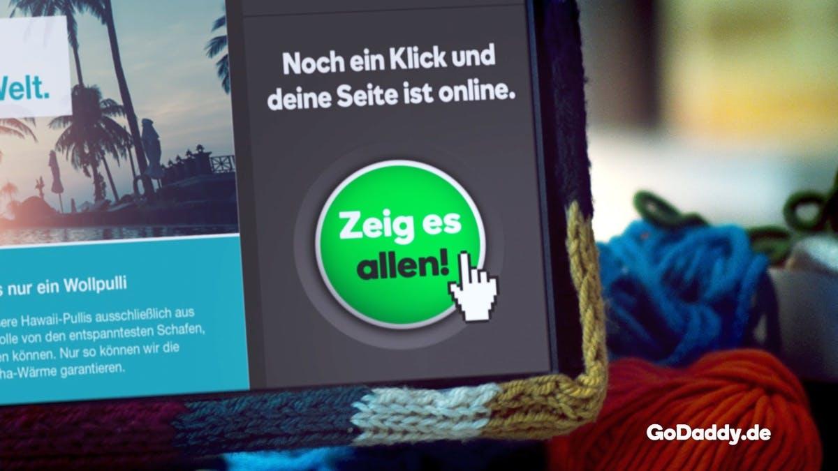 Godaddy bringt deutsches Hosting-Angebot auf den Markt