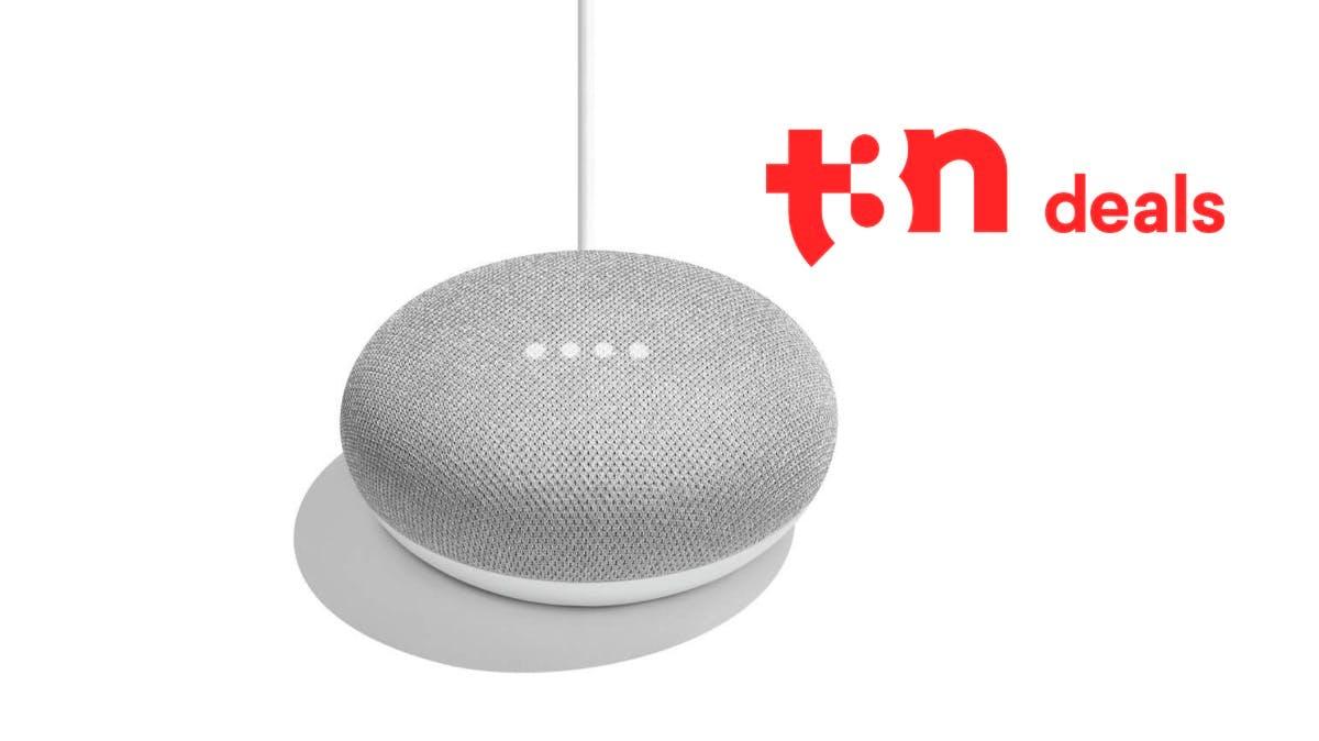 t3n-Deal des Tages: Google Home Mini für nur 39 Euro bei Tink