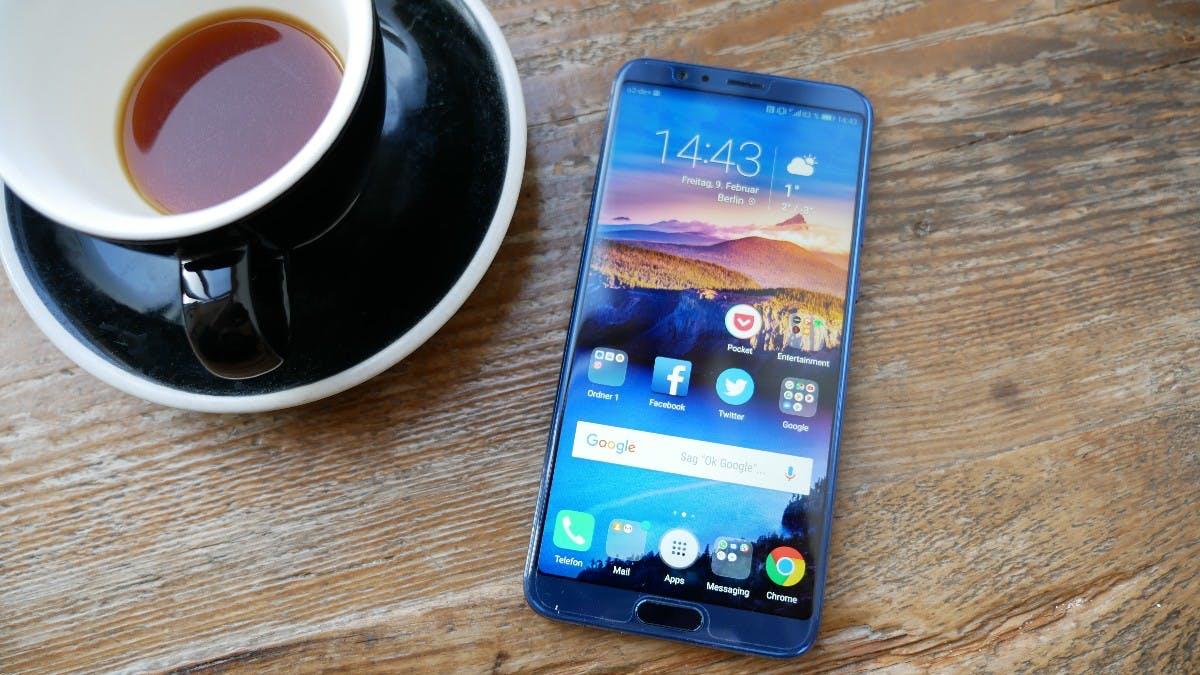 Mate 10 Pro und mehr: Tipps und Tricks für EMUI 8.0 mit Android 8.0