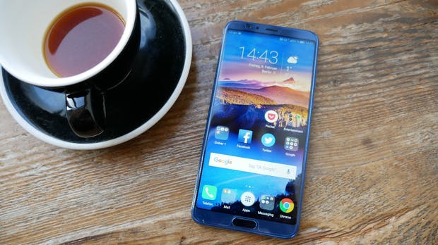 Honor View 10 im Test: Oneplus-5T-Alternative mit KI
