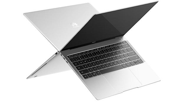 Huawei Matebook X Pro: Windows-10-Notebook mit ultraschmalem Rahmen und 3K-Display