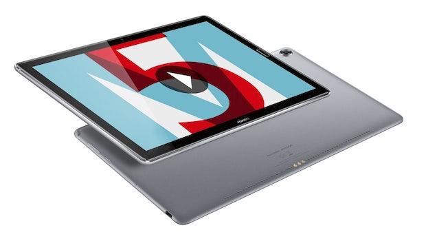 Huawei Mediapad M5. (Bild: Huawei)