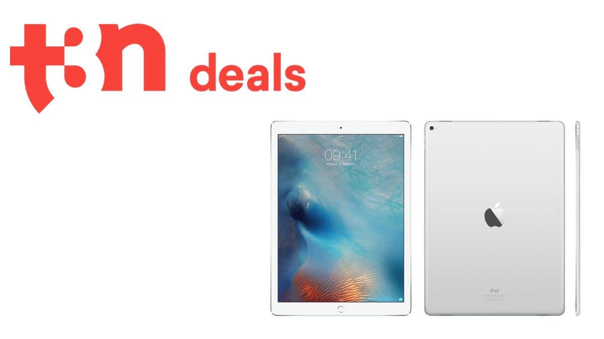 t3n-Deal des Tages: Apple iPad pro 12,9 Wifi & 4G mit 128 Gigabyte Speicher heute 16 Prozent günstiger!