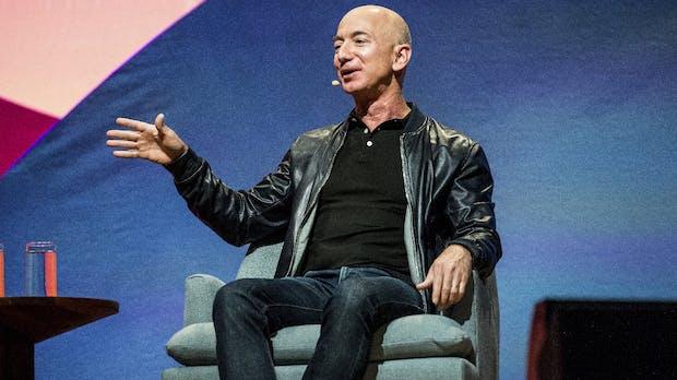 Amazon-Chronik: Die 20 wichtigsten Schritte von Jeff Bezos