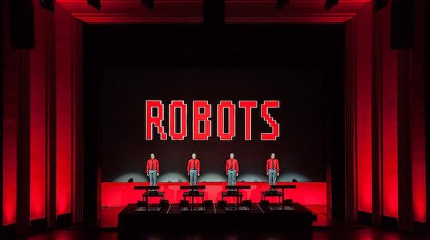 Kraftwerk: Die Beatles der Elektromusik setzen auf Surface-Books