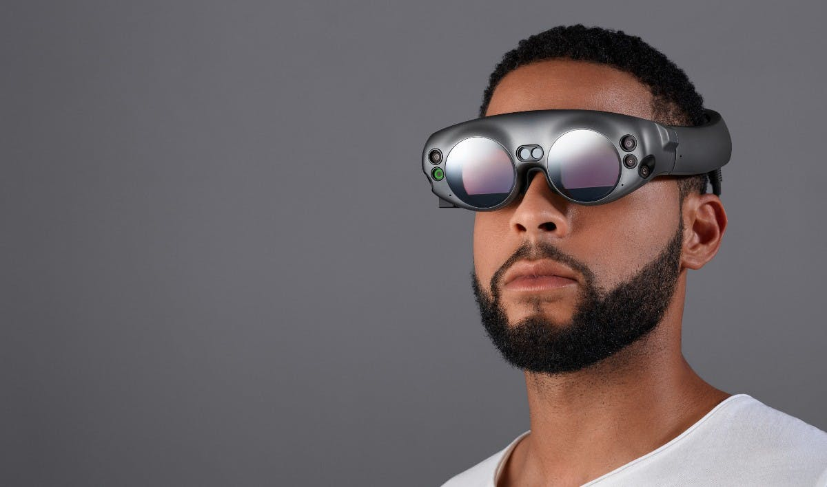 Kein fertiges Produkt, aber 2 Milliarden US-Dollar Funding: Was steckt hinter Magic Leap?