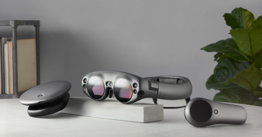 Magic Leap: Günstigstes Modell der Mixed-Reality-Brille etwa so teuer wie iPhone X