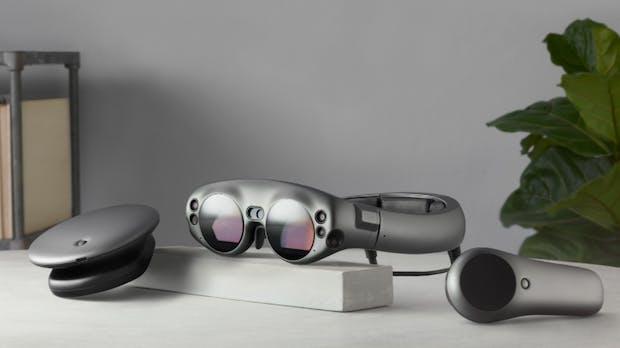 Magic Leap: Günstigstes Modell der Mixed-Reality-Brille etwa so teuer wie iPhone X
