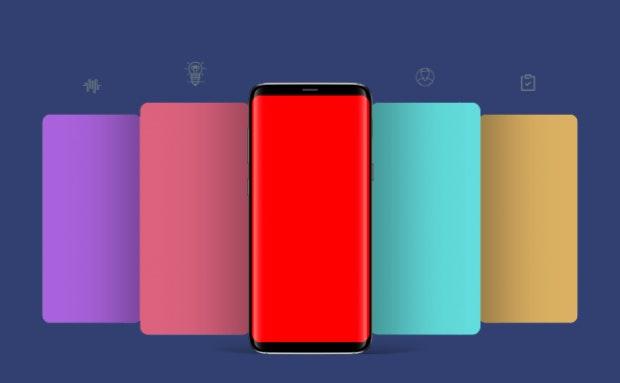 Bei Mockupsjar stehen hunderte Motive zur Verfügung, darunter Android-Phones und sogar Bilderrahmen. (Foto: Mockupsjar)