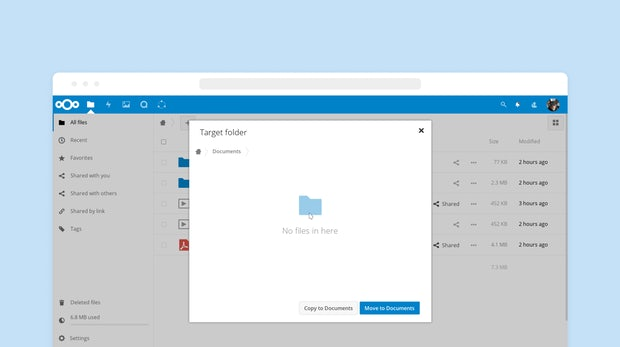 Nextcloud 13 bringt Chat und Ende-zu-Ende-Verschlüsselung