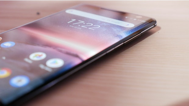 Nokia 8 Sirocco. (Bild: t3n.de)