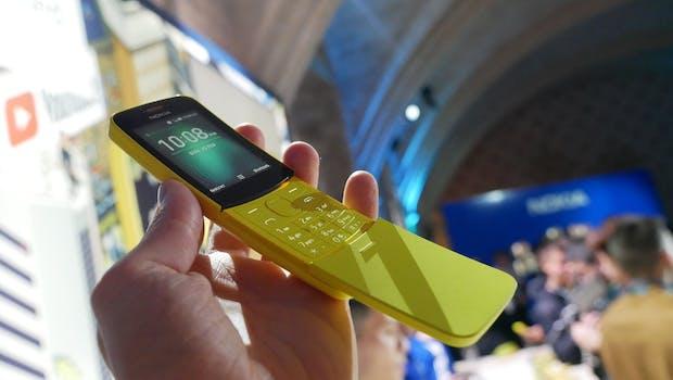 Nokia 8110 4G. (Foto: t3n)