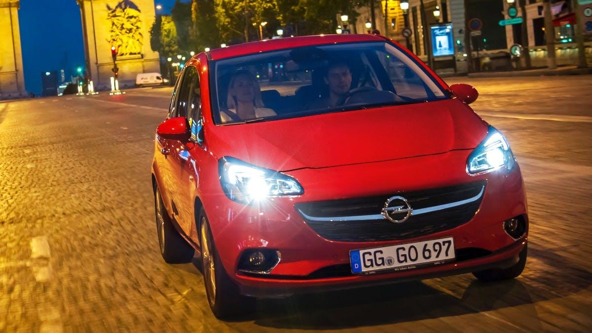 Erster rein elektrischer Opel Corsa rollt ab 2020 vom Band