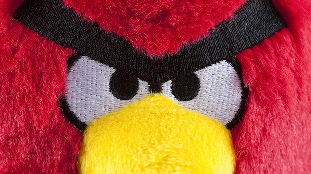 Rovio: Aktie der Angry-Birds-Macher stürzt ab