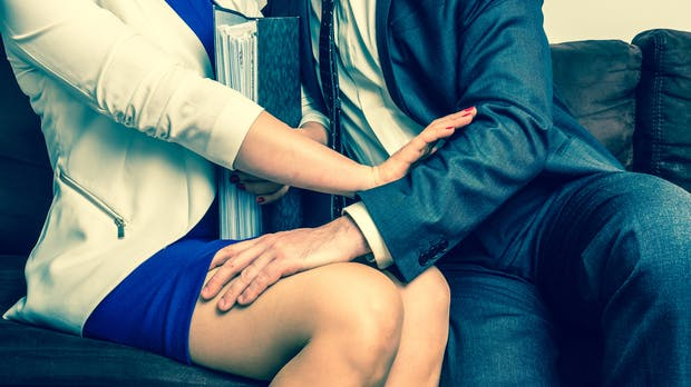 Sexuelle Belästigung trifft Frauen in Führungsrollen häufiger – nicht seltener