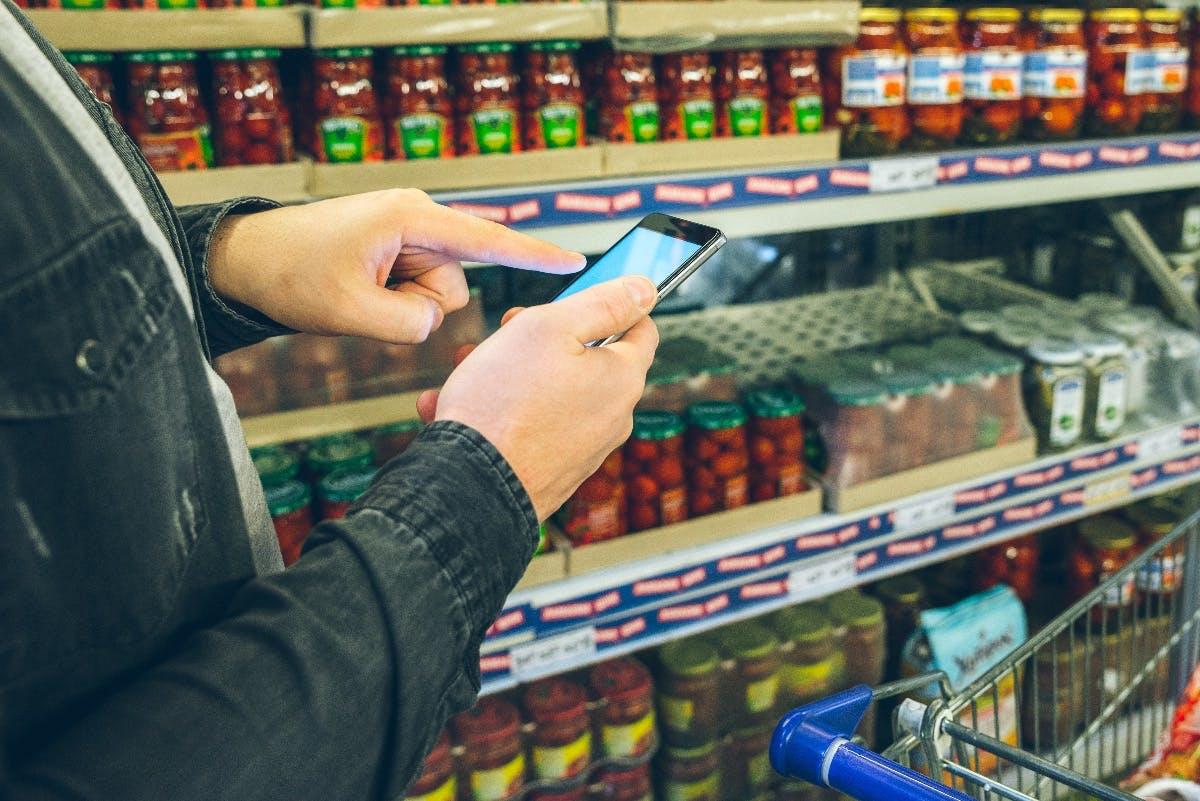 Ortung im Supermarkt: Wie Händler Smartphones für Werbung nutzen
