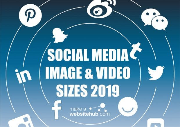 Social Media Bildgrößen