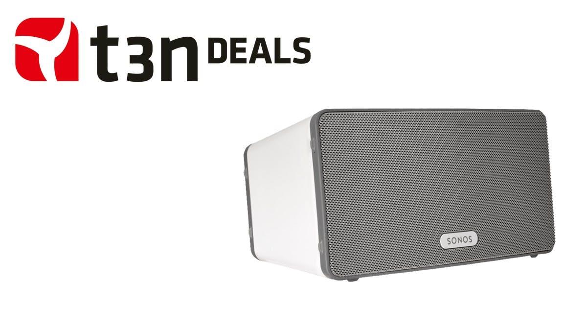 t3n-Deal des Tages: Sonos Play 3 heute 70 Euro günstiger!