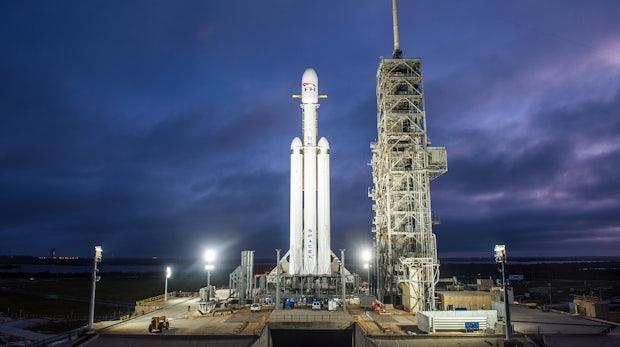 Ein neuer Wettlauf ins All: Wie die Multimilliardäre den Weltraum erobern wollen