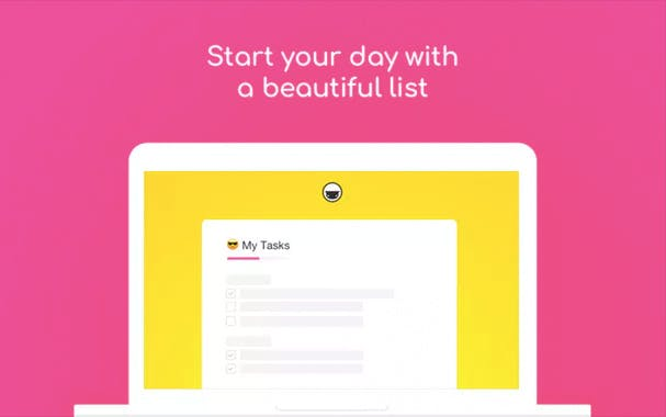 Taskade-Slideshare: To-do-Listen im Browser-Tab anlegen.