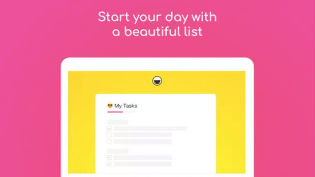 Taskade-Slideshare: To-do-Listen im Browser-Tab anlegen.