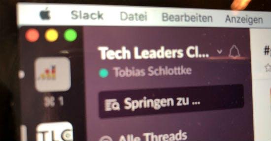 Jetzt haben Deutschlands CTOs eine eigene Slack-Gruppe