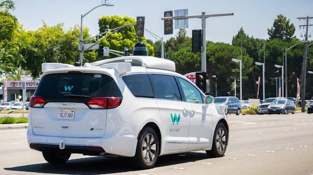 Autonome Autos: Google-Schwester Waymo will nach Europa