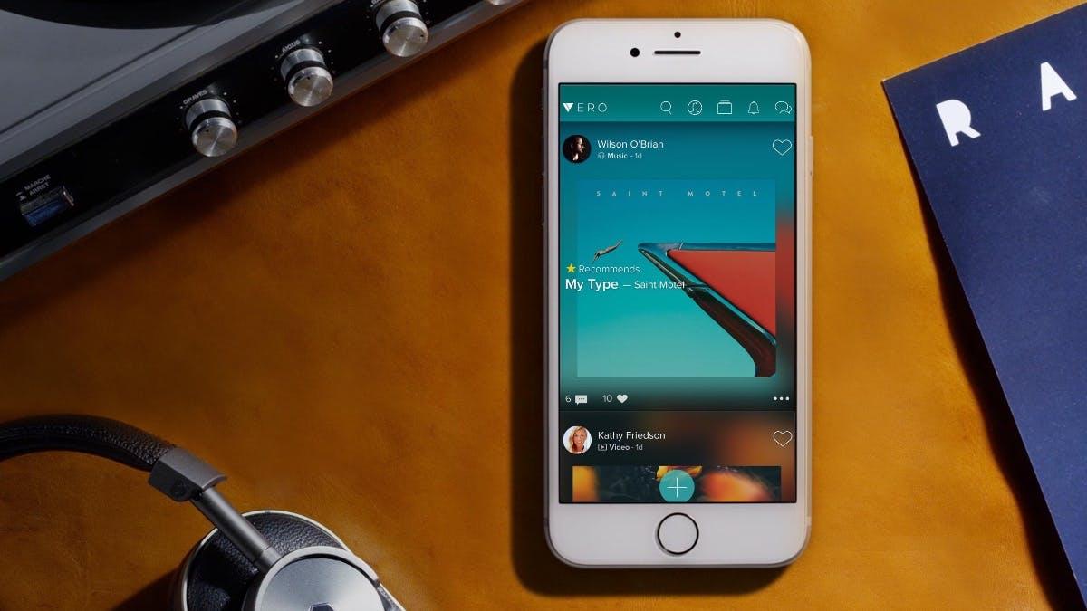Vero: Kann die App das neue Instagram werden?