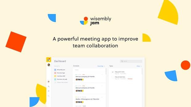 Keine unproduktiven Meetings mehr: Jam soll Termine strukturieren