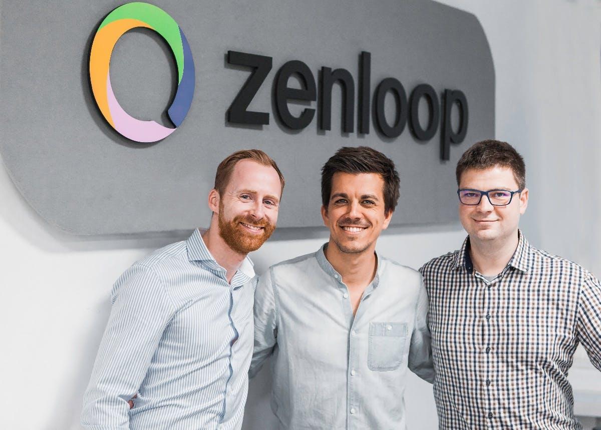 Zenloop: Wie die Flaconi-Gründer jetzt Kunden glücklich machen wollen